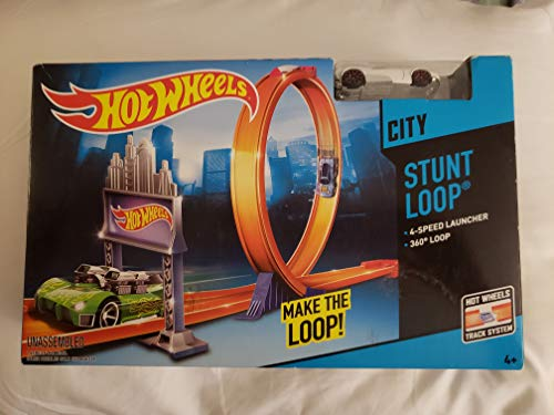 Hot Wheels City Stunt & Loop Trackset by Hot Wheels