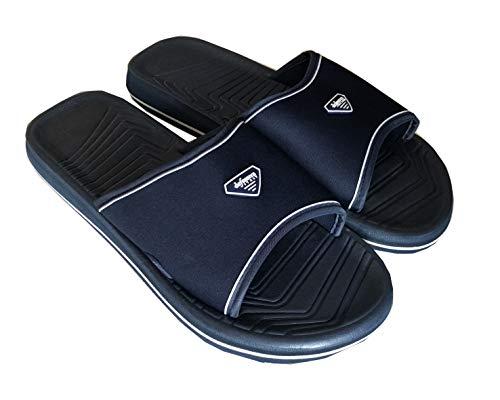 de fonseca Pantofole Ciabatte Mare Uomo Art DE Amalfi M506 (46/47, Blu)