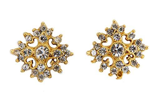 Los diamantes Touchstone austriacos pendiente para las mujeres