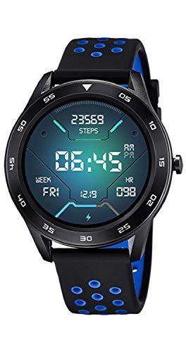Lotus - Reloj Smartwatch SmarTime Tactil - Hombre - Negro y Azul - 50013/3