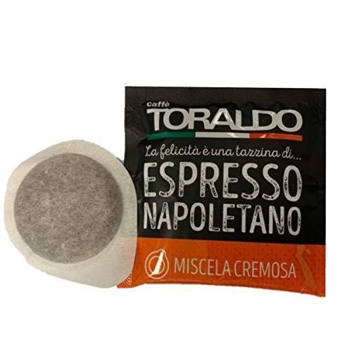 Caffè TORALDO 300 CIALDE ESE 44 MISCELA CREMOSA ESPRESSO NAPOLETANO