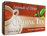 Legends of China Oolong Tea-100 bags Brand: Uncle Lees Tea