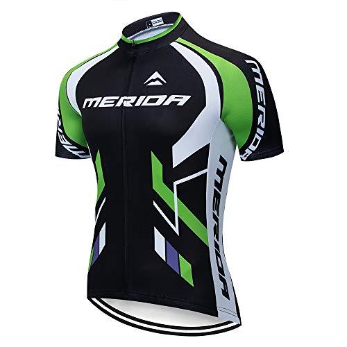 New Sommer Herren Männer Kurze Hülse Zyklus Jersey Kurzarm Fahrradtrikot Fahrrad Hemd Fahrrad Radfahren Trikot Cycling Jersey Bike Shirt