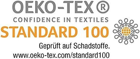 Taupe OekoTex weich modern Used-Look Leinen-Optik Kissenbezug Renforce Stone-Washed 40x80 cm 100/% Baumwolle