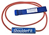 RangeMaster ShoulderFit Resistance Exerciser │ Resistance Tube Level 1│ Home Flex Cord Gym │ Shoulder Strengthening Tool │ Increase Flexibility and Mobility