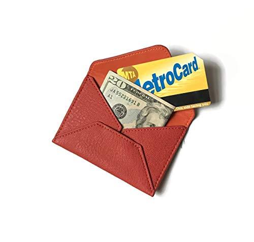 Minimalist Wallets for men & women by Canopy Verde, ECO FRIENDLY & VEGAN