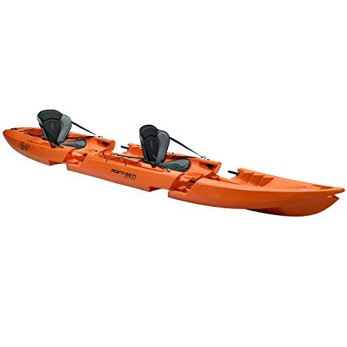 TEQUILA TANDEM GTX Kayak Desmontable (Naranja)