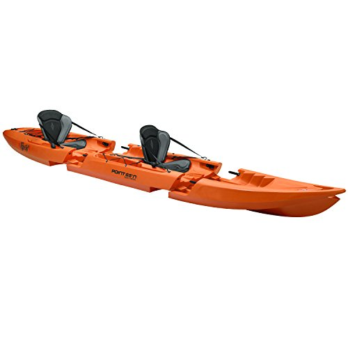TEQUILA TANDEM GTX Kayak Desmontable Naranja