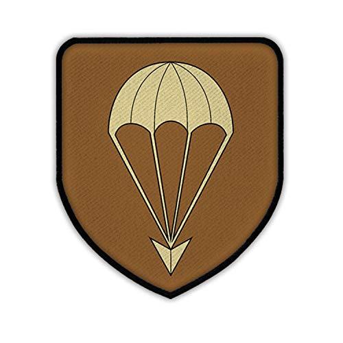 Copytec Patch 1 LLDiv Tropen Luftlandedivision Wappen Abzeichen Emblem Bruchsal #15393