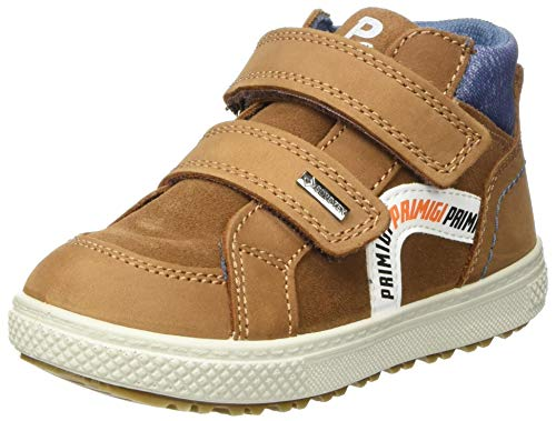PRIMIGI Baby Jungen PBZGT 63604 First Walker Shoe, Cuoio, 27 EU