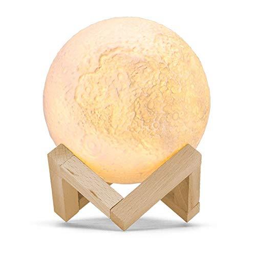 GreenClick LED Luna Moon Lamp Review