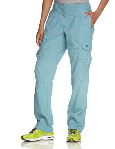 Salewa co ketil 2.0 Pantalon de Sport pour Femme 48 Turquoise - Bleu Clair