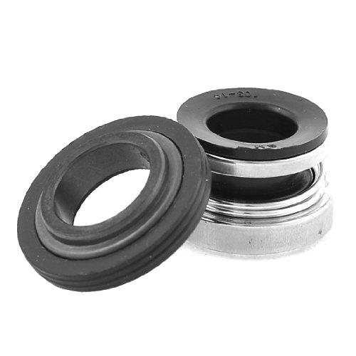 14 mm Inner Dia Rubber Bellows Wasserpumpe Gleitringdichtung