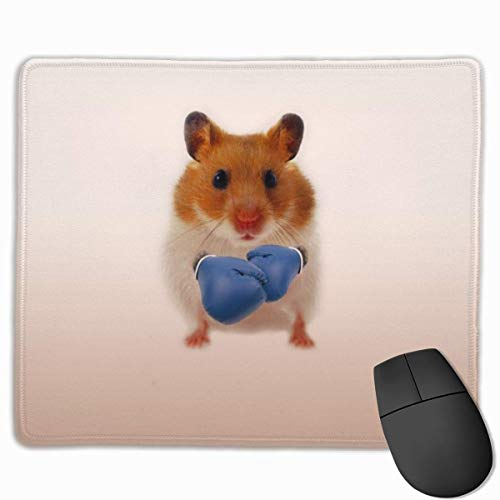 Smooth Mouse Pad Boxen Hamster Mobile Gaming Mousepad Work Mouse Pad Office Pad