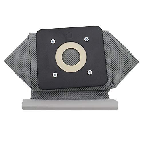 TangMengYun Bolsas para Aspiradoras Reutilizable Lavable Universal for aspiradoras de Tela Bolsa de Polvo for Samsung Philips Electrolux Haier LG Vacuum Cleaner Bolsa Reemplazo (Color : 1 pcs)