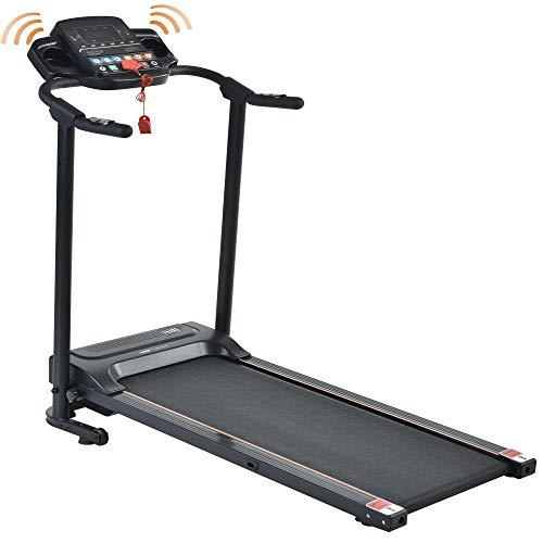 CENTURFIT Caminadora Eléctrica Motor 1.25 HP Gimnasio Gym Cardio Cinta Correr Gym Casa 10 km/h
