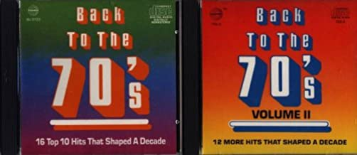 Back To The 70's Volumes 1 & 2