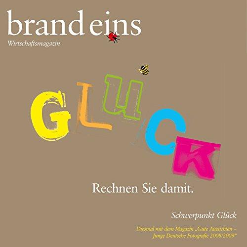 brand eins audio: Glück audiobook cover art