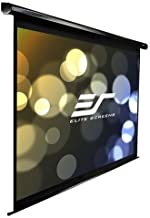 Elite Screens VMAX120XWV2 VMAX2 Ceiling/Wall Mount Electric Projection Screen (12034; 4:3 Aspect Ratio) (MaxWhite) - 7234; x 9634; - Matte White - 12034; Diagonal - VMAX120XWV2
