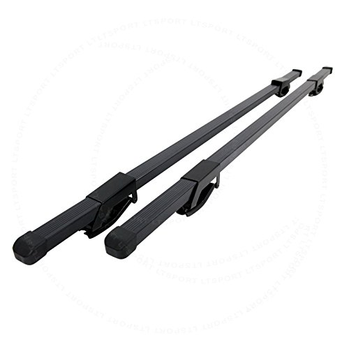 LT Sport SN#100000001254-226 for Mitsubishi Heavy-Duty Roof Square Roof Rack Top Cross Bars Carrier