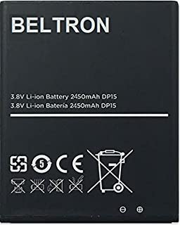 New 2450 mAh Replacement Battery for R850 Mobile Hotspot (Boost Mobile, Sprint, Virgin Mobile)