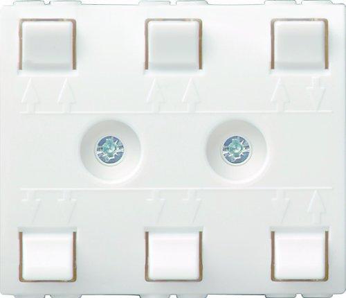 Gira 037900 Verteiler 6 Fach mit Zuleitung Zubehör
