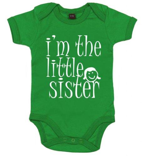 Image is Everything Baby Mädchen (0-24 Monate) Body Grün grün 0-3 Monate