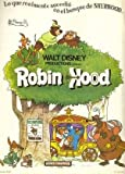 Walt Disney Robin Hood - spanisch – Film Poster Plakat