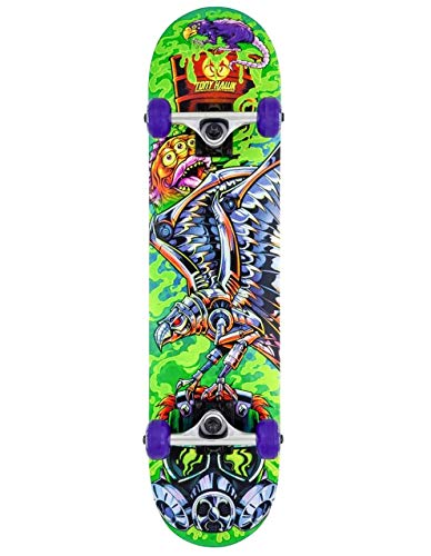 Tony Hawk Skate Completo SS 360 Complete Toxic 7.5