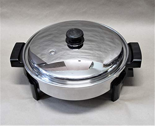 12 ' Oil Core Electric Skillet