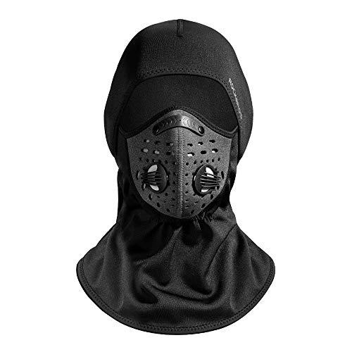 yidenguk Sturmhaube Ski Gesichtsmaske für Frauen Männer Jugend Nackenwärmer für Motorrad Snowboard Radfahren im Freien Winterhaube oder leichte Winddichte Hut