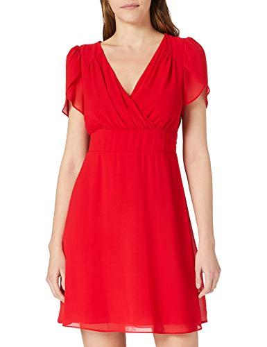 Naf Naf Londres R1 Vestido de cctel, túnez (AABN), 34 para Mujer