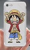 Coquefone Coque iPhone 7 et iPhone 8 Luffy Content One Piece