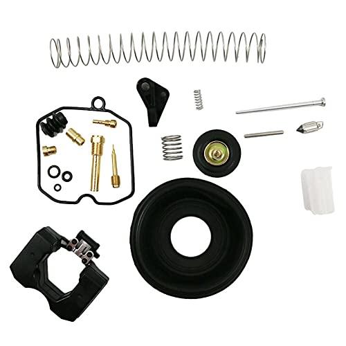 Kit de reparación de carburador de Suministro de c Kit de reparación de 60mm de carburador de carburador para CV40 27421-99C 27490-04 CV Carb Set Styling Reemplazar Herramientas