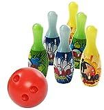Hostfull - Juego Bolos Bowling - 91564219