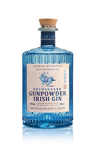Gunpowder Irish Gin 43{bea7350fb2b9787d1e8c649d6236c17487472032cc947cfc9783bd4434b4da69} vol (1 x 0.5 l)