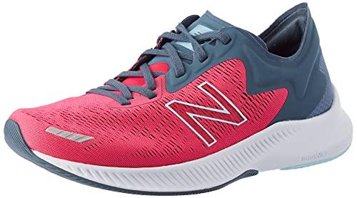 New Balance WPESUV1, Zapatillas para Correr de Carretera Mujer, Pink GLO, 38 EU