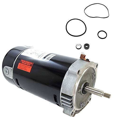 Puri Tech Hayward Super II 1.5HP SP3015EEAZ Replacement Motor Kit AO Smith ST1152 w/GO-KIT-2