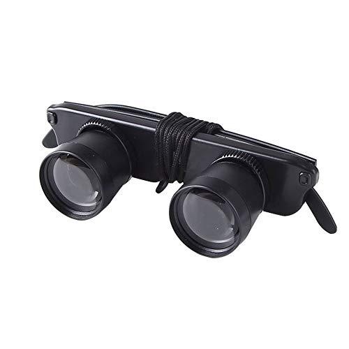 Soulitem Fashion Glazen, telescoopverrekijker, oog, dragen van gepolariseerde zonnebril voor observatie, voetbal, sport, vissen, reizen