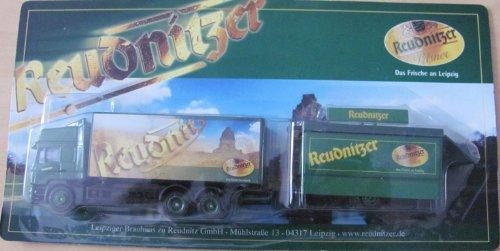 Reudnitzer Nr.29 - Man F2000 - Hängerzug mit Schankwagen