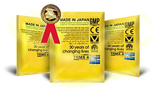 60 Kenrico Gold TRMX4 with Regular White Adhesives