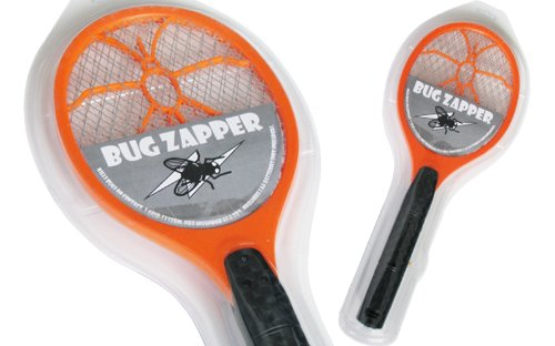 Electric Bug Zapper Fly Swatter Racket Mosquitos Killer