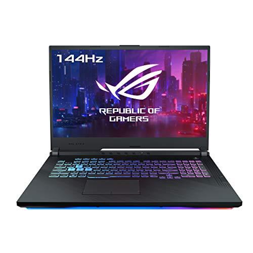 "ASUS ROG Strix G731GW-EV061 - Portátil Gaming de 17,3"" 144Hz FullHD (Intel Core i7-9750H, 16GB RAM, 512GB SSD, GeForce RTX2070, Sin Sistema Operativo) Negro - Teclado QWERTY Español"