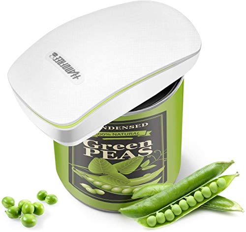 Restaurant can Opener,Electric Can Opener, Smooth Edge Automatic Electric Can Opener! Chef's Best Choice,Best Kitchen Gadget for Arthritis XZZ (Size : US.S)