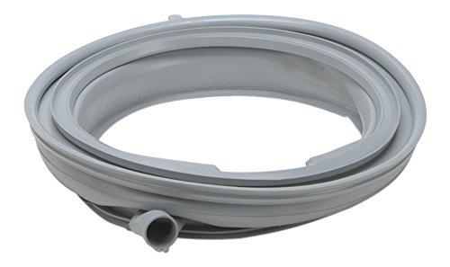 DREHFLEX - Türmanschette/Türdichtung/Dichtung passend für diverse Bosch/Siemens/Constructa/Neff Waschmaschine - passend für Teile-Nr. 00686004/686004