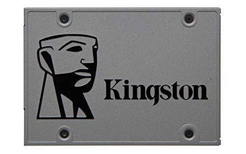 Preisvergleich Produktbild Kingston 480GB SSDNow UV500 SATA3 SSD 2, 5inch,  SUV500_480G (SSD 2, 5inch)