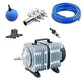 Hailea ACO-308 Kit de compresor de aire de alta capacidad