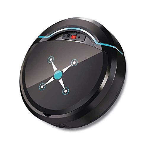 For Sale! Robot Vacuum Cleaner, No Tangling Suction, Ultra-Thin, Anti-Collision Induction, Self-Rech...