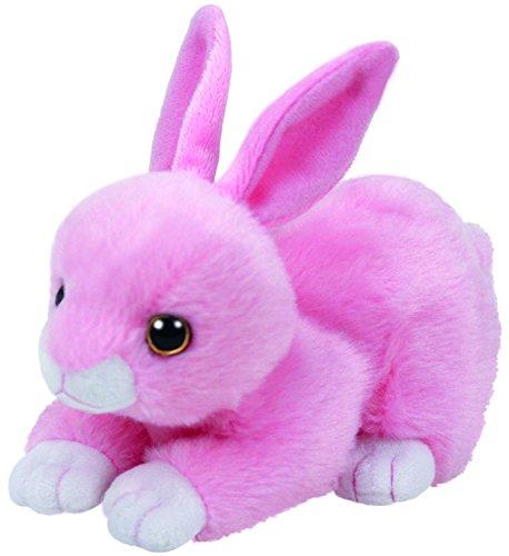 TY 41178 - Beanie Babies Walker - Hase, 15 cm, rosa