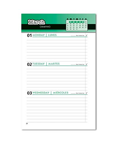 Product Image 5: Dated High/Middle School Student Planner- 5-1/2 x 8-1/2- Jostens Planner Brand- 2021-2022